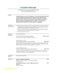 best resume for recent college graduate college graduate resume exles skywaitress co