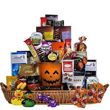 grand halloween basket gourmet gift baskets for all occasions