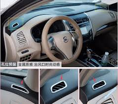 nissan teana 2015 interior interior for nissan altima teana 2016 2017 abs front air