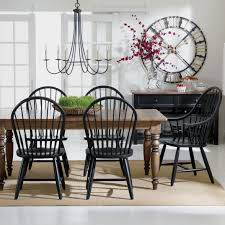 Ethan Allen Kitchen Island by Six Light Iron Chandelier Ethan Allen Us 492 And Windsor Chairs