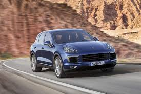 germany issues registration ban for diesel powered porsche suvs