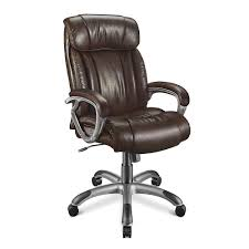 Realspace Furniture Customer Service by Realspace Waincliff Executive High Back Bonded Leather Chair