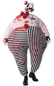Clown Costumes Halloween Amazon Bad Seed Creature Reacher Deluxe Oversized Mask