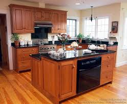 Cherry Cabinets In Kitchen 178 Best Craftsman Style Kitchens Images On Pinterest Dream