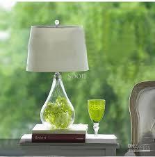 Best Inexpensive Desk Lamp Modern New Glass Artistic Diy Desk Lamp For Bedroom Online With