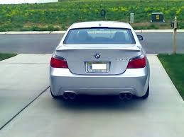 bmw e60 545 anyone how much hp a 545i has
