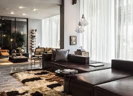 wohnzimmer wohnlandschaft wohnzimmer in braun und beige einrichten 55 wohnideen