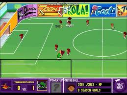 backyard soccer league pc tournament game 10 burn it youtube