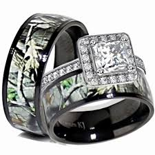 wedding ring sets his and hers cheap wedding ring sets his and hers lovely his hers 4pcs black titanium