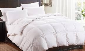 4 5 Tog Feather Duvet 67 Off All Seasons Duck Feather Duvet Groupon