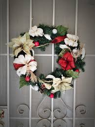 diy christmas wreath u2013 crafts u0026 cake