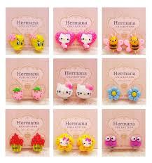 clip on earrings for kids 28 best plastic post earrings images on earring studs