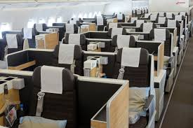 siege social swiss review swiss business class from zurich to montreal
