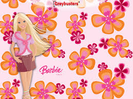 barbie wallpaper wallpapersafari
