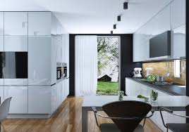 Black White Kitchen Interior Design by Black U0026 White Kitchens A Timeless Contrast For Your Home See