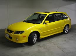 2003 mazda protege information and photos momentcar