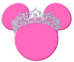 minnie mouse head clipart clipartxtras
