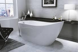 freestanding slipper bath curve modern rolltop style synergy