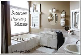 ideas on how to decorate a bathroom restroom ideas decorate interior design