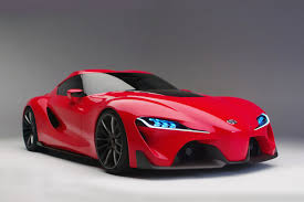 How Much Does The Toyota Ft1 Cost More Detail On The Upcoming Toyota Supra