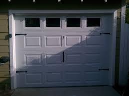 Standard One Car Garage Size Double Car Garage Door Dors And Windows Decoration