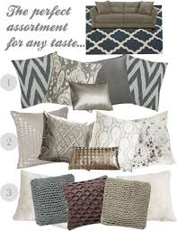 Throws For Sofa by Best 25 Decorative Couch Pillows Ideas On Pinterest Couch
