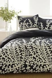 Black And White Bed Sheets 37 Best Black And White Bedding Images On Pinterest Black And