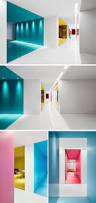 Space Interior Design Definition This Office Interior Used Color To Create Distinct Spaces Open