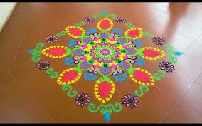 Ugadi Decorations At Home Rangoli Kolam Images 3 Indian Art Pinterest Rangoli