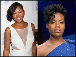 meagan good hair cut in the back women medium haircut