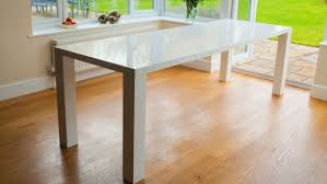 white dining room table extendable dining white extendable dining table