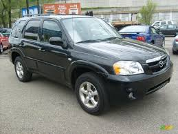 mazda tribute mystic black 2005 mazda tribute s 4wd exterior photo 48728009