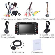 2012 buick enclave android 6 0 hd 1024 600 touchscreen radio car