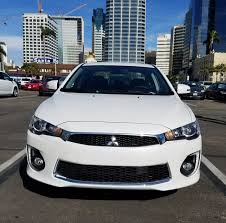 mitsubishi diamond socal cruising in 2016 mitsubishi lancer sel awc loving this life