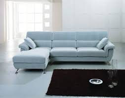 Light Blue Sectional Sofa Breathtaking Light Blue Sectional Sofa With Fancy L Shaped Simple