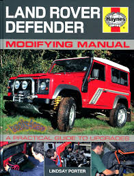 land rover defender shop service manuals at books4cars com