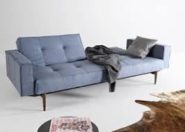 choix canapé canape lit avec accoudoirs splitback a personnaliser couleurs et
