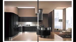 cuisiniste luxe cuisine design futuriste exemple de cuisine italienne de luxe ronde