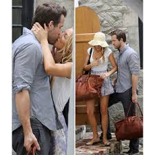 Blake Lively Wedding Ring by First Photos Blake And Ryan Reynolds Blake Lively U0027s Wedding