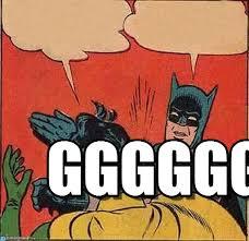 Memes De Batman Y Robin - ggggggg batman slapping robin meme en memegen