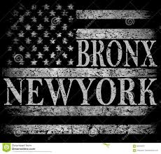 Brooklyn Flag New York City Brooklyn Stylized American Flag Grunge Backgrou