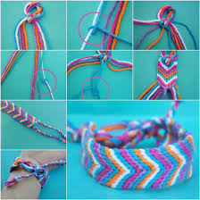 bracelet diy friendship images How to make an oversized friendship bracelet diy tutorial jpg