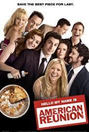 Elenco De American Pie O Reencontro - american reunion 2012 imdb