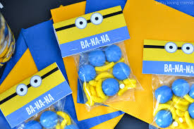 minion gift bags fridayfavors minions goody bags with free printables sweet