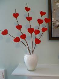 Valentine Decorating Ideas For Tables by Best 25 Valentines Day Decorations Ideas On Pinterest Diy