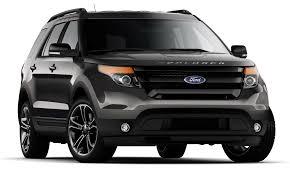 ford explorer 2015 ford explorer xlt appearance pack adds 2 0l turbo big wheels
