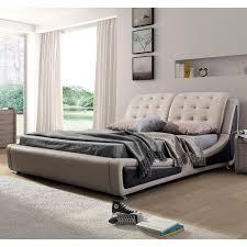 platform bedroom suites modern leather bed frames bedroom suites joy furniture dream
