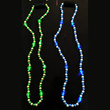 deluxe blinking color changing bead jewelry light