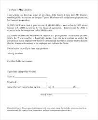 Work Certification Letter Sle Employment Verification Letter 8 Free Pdf Documents