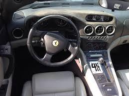 ferrari pininfarina sergio interior 2001 ferrari 550 barchetta coys of kensington